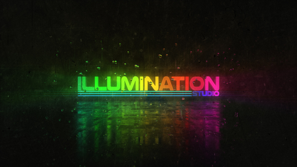 VIDEOHIVE ILLUMINATION LOGO 2