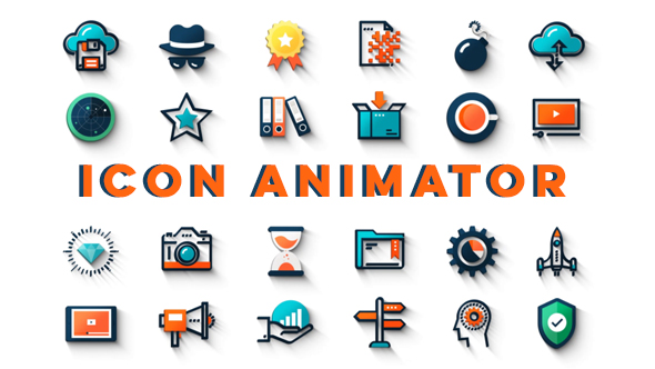 VIDEOHIVE ICON ANIMATOR