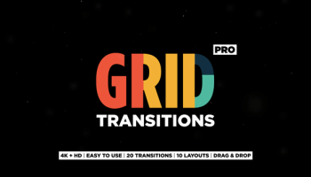 VIDEOHIVE HANDY SEAMLESS TRANSITIONS - PREMIERE PRO - Free After