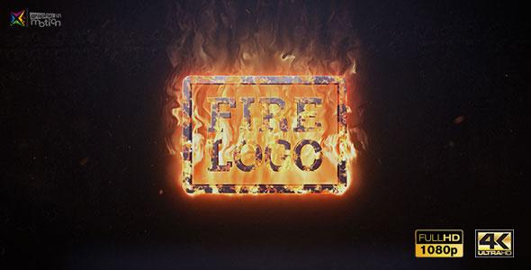VIDEOHIVE FIRE LOGO 21018051