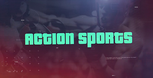 VIDEOHIVE ACTION SPORTS