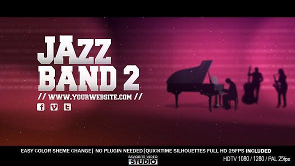 VIDEOHIVE JAZZ BAND 2