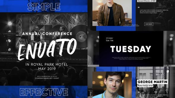 VIDEOHIVE TRENDY EVENT AND CONFERENCE PROMO