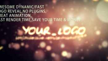 VIDEOHIVE TREE LOGO - Free After Effects Template