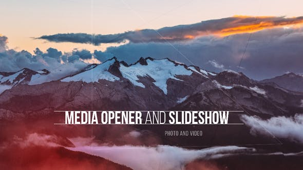 VIDEOHIVE MEDIA OPENER - SLIDESHOW