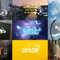 VIDEOHIVE CARTOON LYRIC TITLES | AFTER EFFECTS TEMPLATE