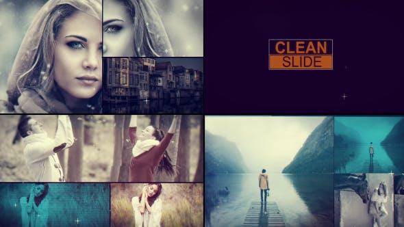 VIDEOHIVE CLEAN SLIDESHOW 19502141