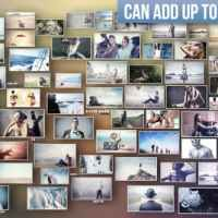 3D PHOTOS SLIDESHOW V2 - AFTER EFFECTS PROJECT (VIDEOHIVE)