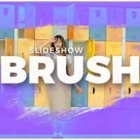 VIDEOHIVE BRUSH SLIDESHOW