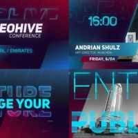 VIDEOHIVE CONFERENCE PROMO / CORPORATE EVENT / MEETUP OPENER / BUSINESS COACHING