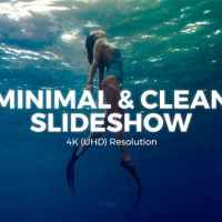 VIDEOHIVE MINIMAL & CLEAN SLIDESHOW - PREMIERE PRO