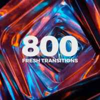 VIDEOHIVE FRESH TRANSITIONS