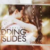 VIDEOHIVE WEDDING SLIDES