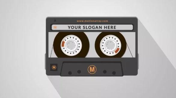 Tape Logo Opener