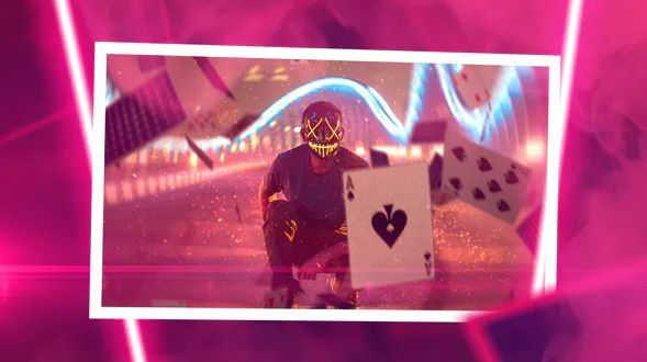 Neon Slideshow