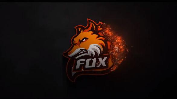Motionarray Burning Logo
