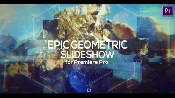 Epic Geometric Slideshow