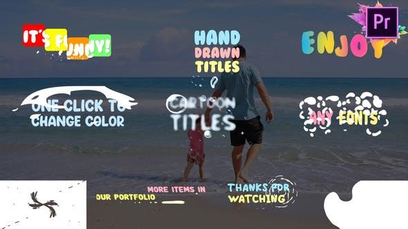 Fun Title Premiere Pro