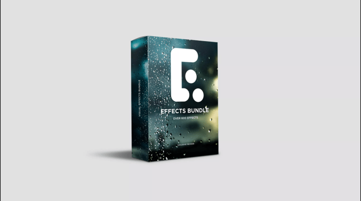 600 Adobe Premiere Pro Effects & Transitions