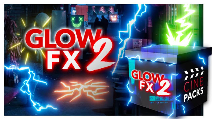 Glow Fx 2 – Cinepacks