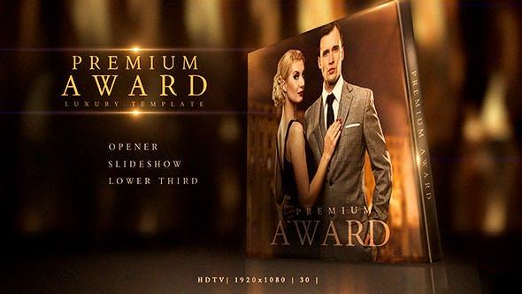 Premium Award Pack