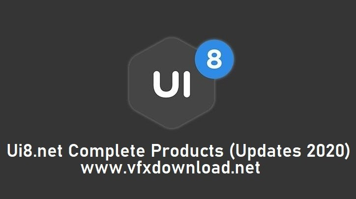 Ui8.net Complete Products (Updates 2020)