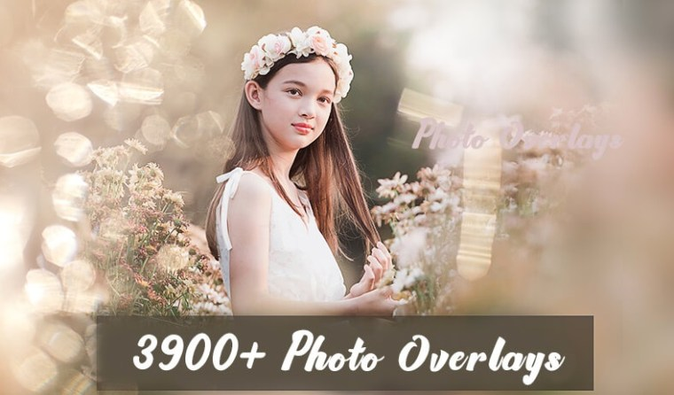 3900+ Photo Overlays Pack