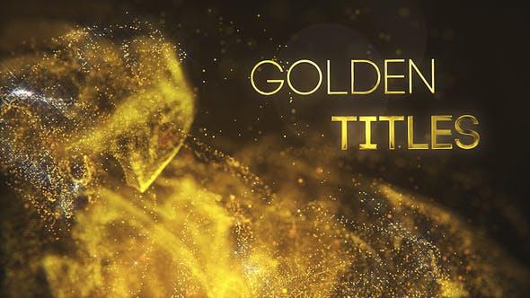 Golden Partilce Titles