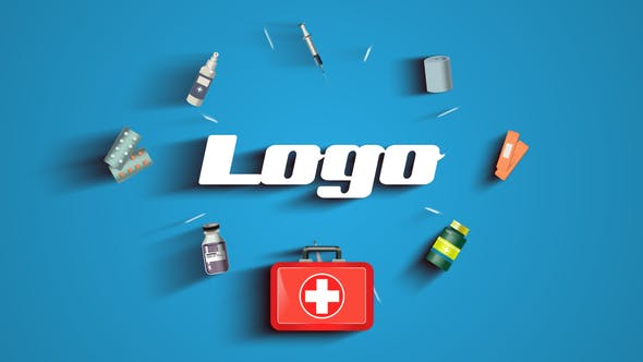 Medical Logo Reveal