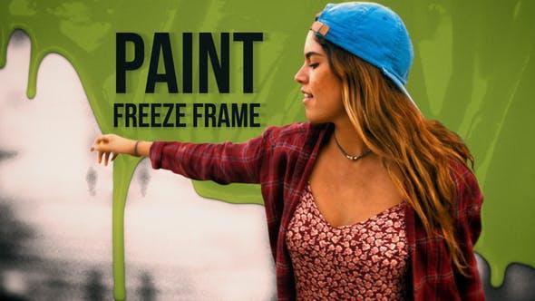 Paint Freeze Frame
