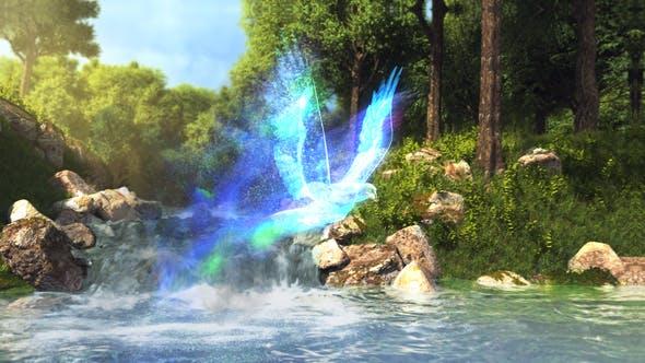 Enchanted River Logo