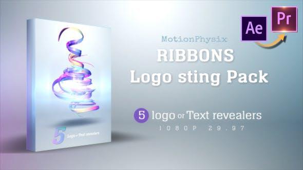 Ribbon logo Sting Pack