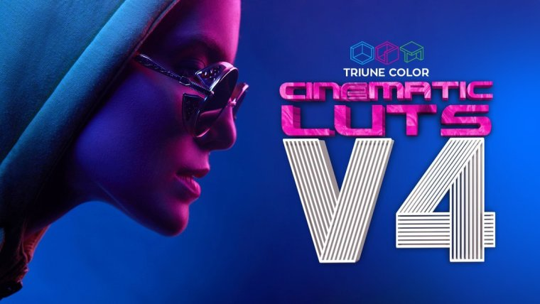Triune Digital Cinematic Luts V4