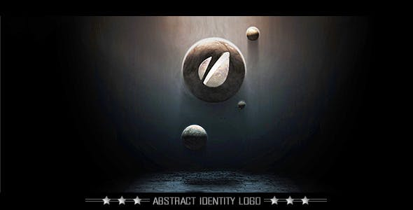 Cinematic Epic Mystery Logo