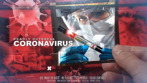 Deadly Outbreak Coronavirus