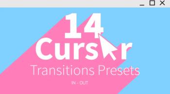 Computer Cursor Transitions Presets