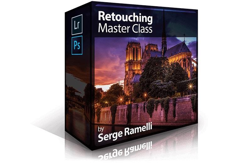 Retouching Master Class Full Course