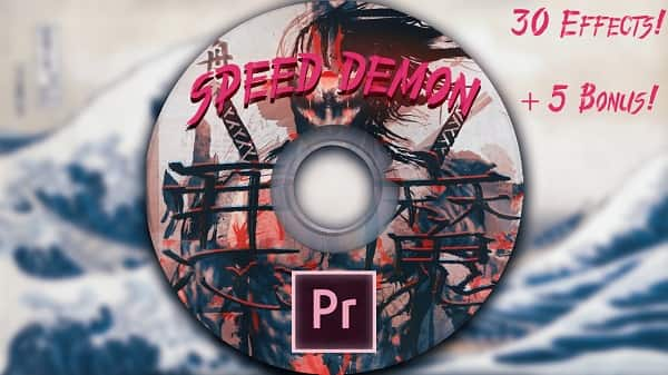 Media Monopoly – Deluxe Speed Demon Transition Pack ! (Adobe Premiere Pro Presets)