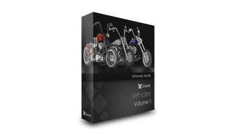 CGAxis - Vehicles Volume 1