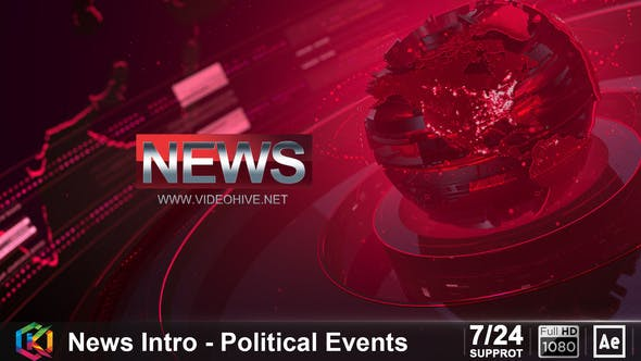 News Intro – Political Events