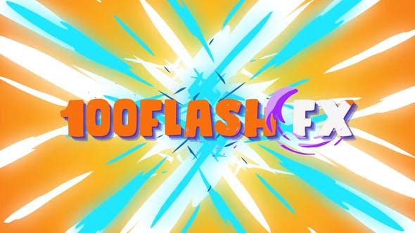 FXMONSTER – 100 Flash FX