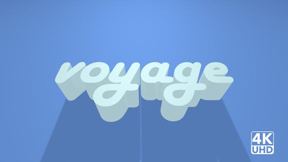Simple 3D Logo V2