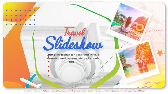 Travel Slideshow