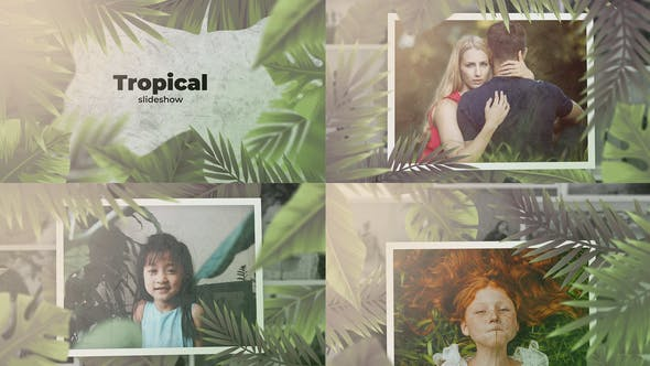 Tropical Slideshow