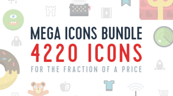 InkyDeals - Mega Icons Bundle with 4200+ Items