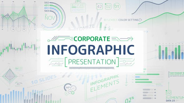 Corporate Infographic Presentation
