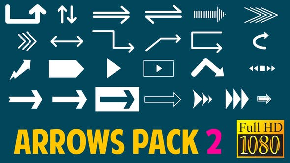 Arrows Pack 2