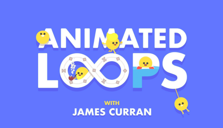 Motion Design School - Animated Loops with James Curran