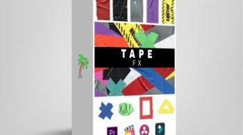 Tropic Colour - Tape FX