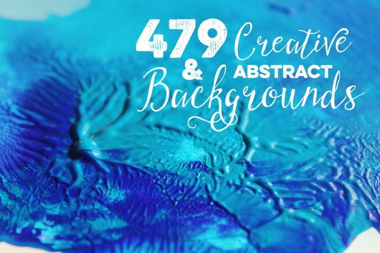 478 Creative & Abstract Backgrounds